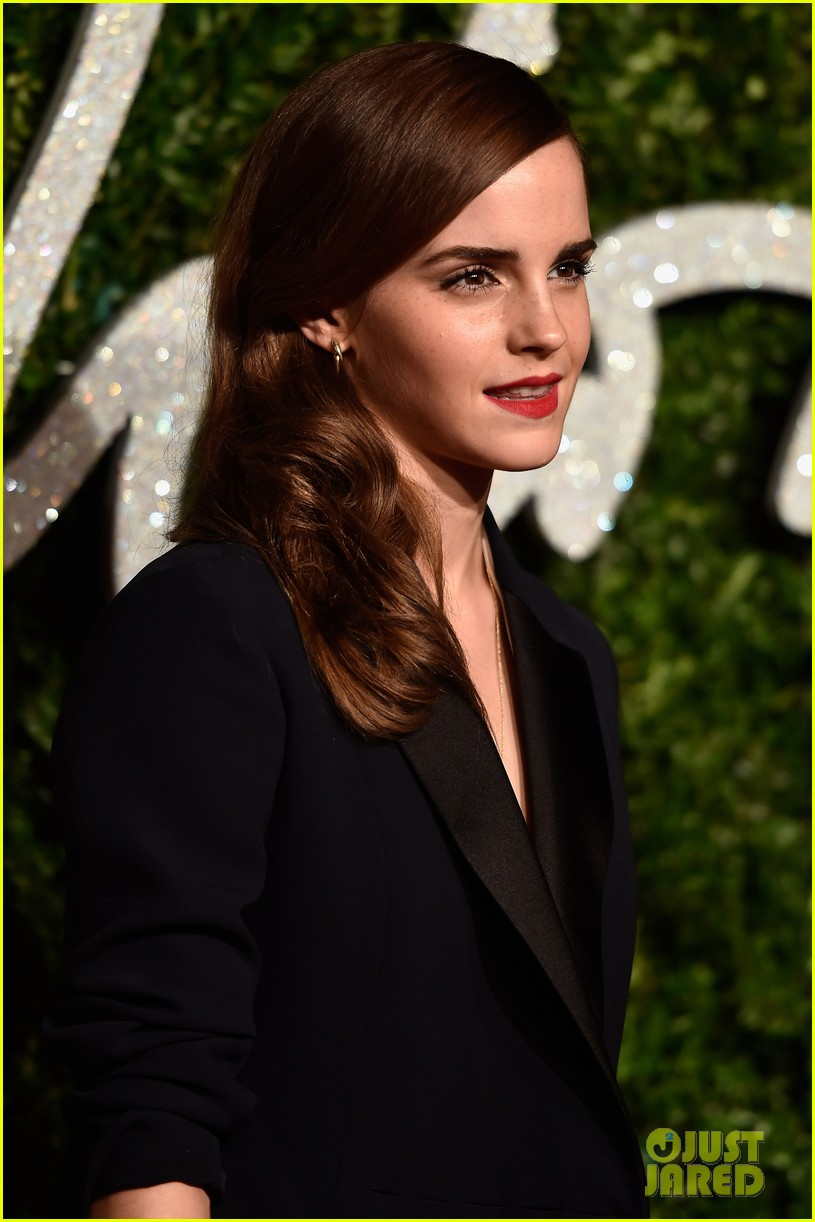 Harry Styles Gave Emma Watson A Fashion Award Today Amp Now