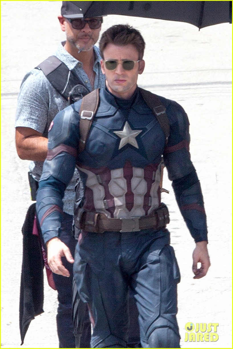 Captain America: Civil War Set Photos & Videos 59