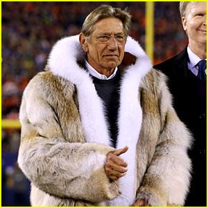 Joe Namath Fur Coat