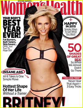 Britney Spears Flaunts Her Fabulous Figure in a Bikini for 'Women's Health'