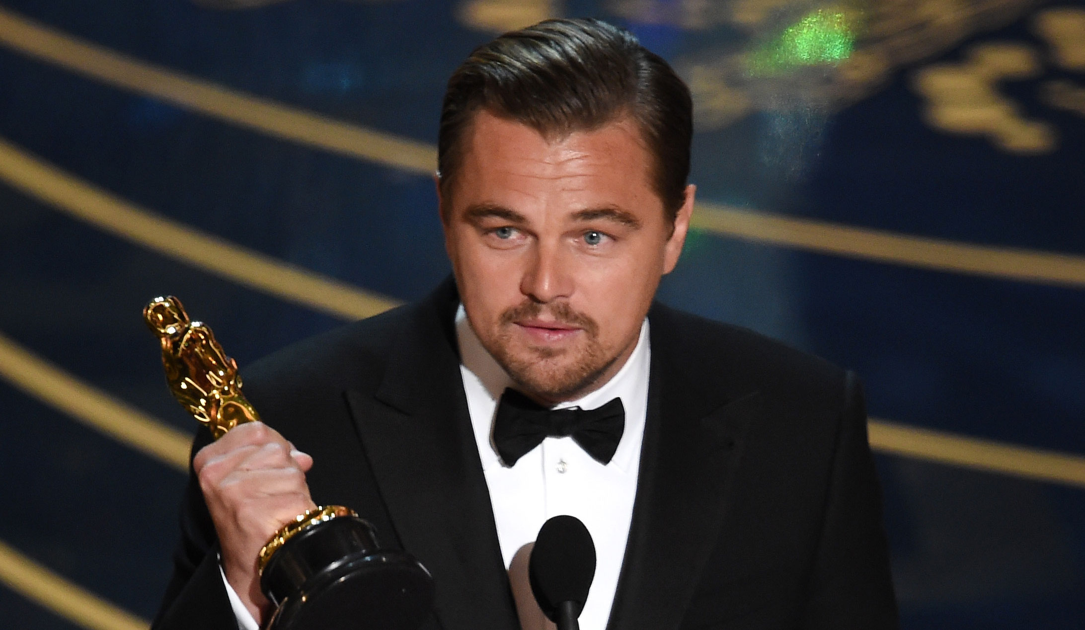 Image result for leo dicaprio oscar