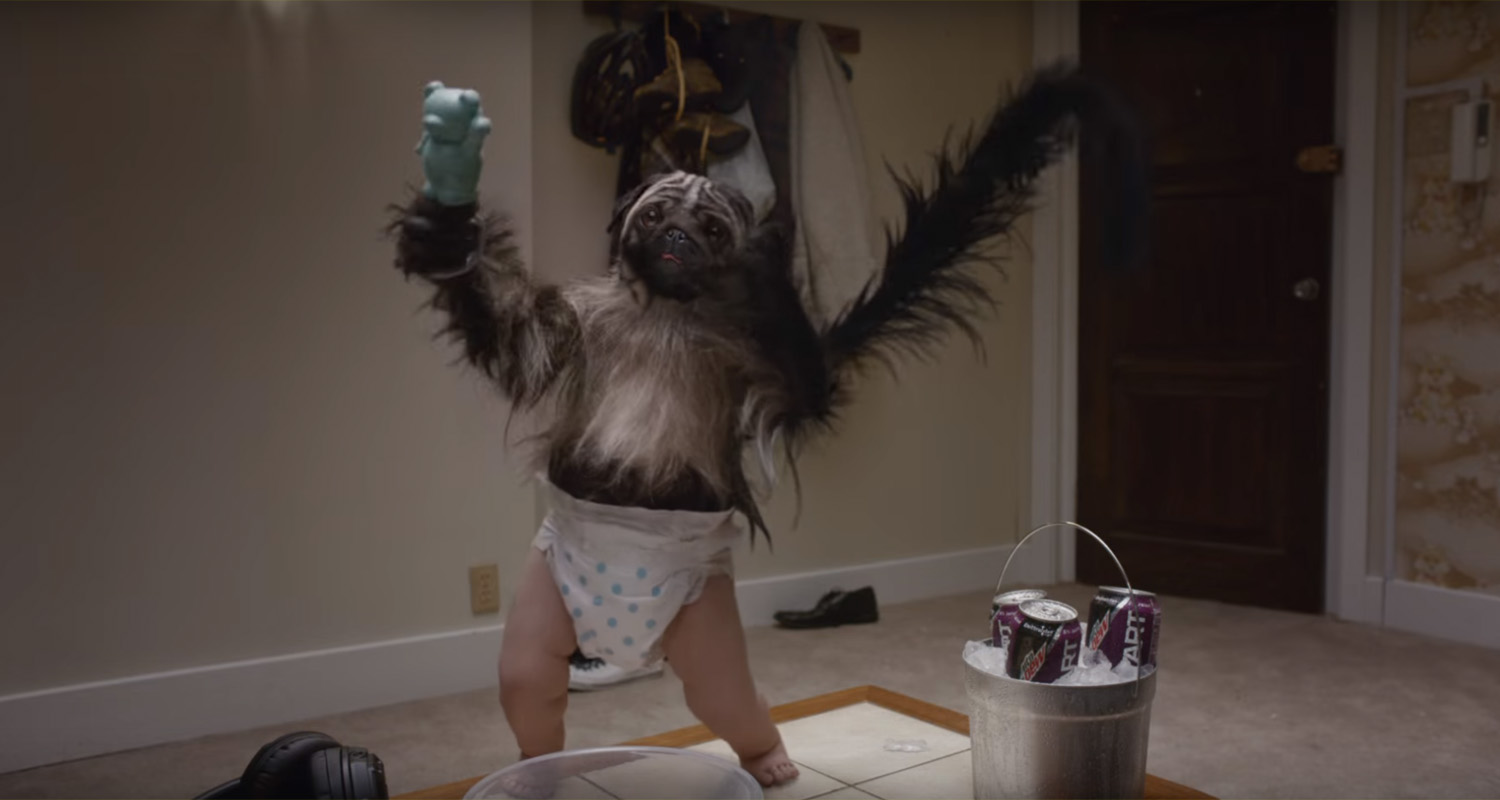 Image result for super bowl ad 2016 baby