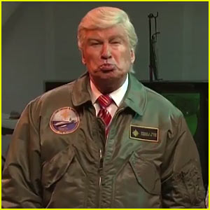 'SNL': Alec Baldwin Returns as Trump to Tackle Alien ...