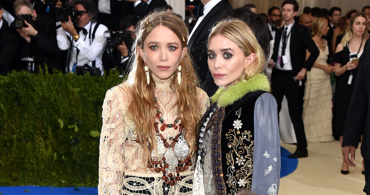 Image result for ashley and mary kate olsen 2017