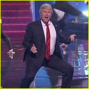 Image result for trump singing pictures