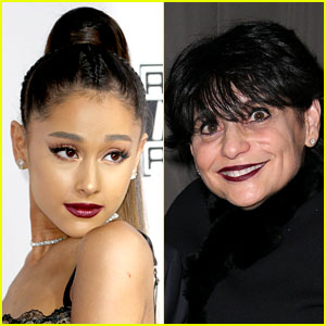 Ariana Grande's Mom Joan Is Stuck at Home Because of Trump