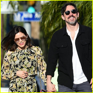 Jenna Dewan & Boyfriend Steve Kazee Hold Hands in Studio City!