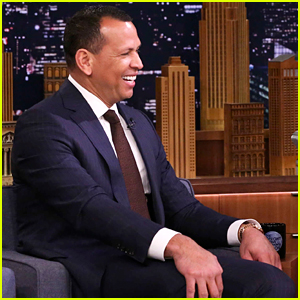 Alex Rodriguez Talks About Planning Proposal to Jennifer Lopez