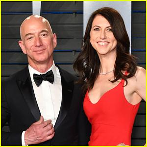 MacKenzie Bezos Pledges Half Her $37 Billion Fortune to Charity, Jeff Bezos Reacts