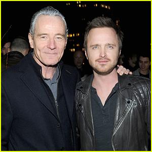 Bryan Cranston & Aaron Paul Tease Something 'Soon': Is the 'Breaking Bad' Movie Coming?