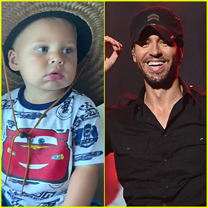Enrique Iglesias Posts Adorable Video of 18-Month-Old Son Nicholas on a Boat - Watch!