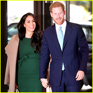 Meghan Markle Wears 2017 Engagement Announcement Dress for a Special Event With Prince Harry