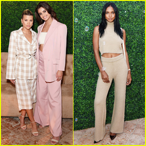 Taylor Hill Gets Support from Sofia Richie & More at boohoo Tea Party!