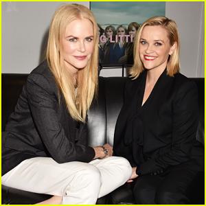 Nicole Kidman & Reese Witherspoon Tease 'Big Little Lies' Season Three!