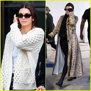 Kendall Jenner Grabs Lunch With A Friend After Quibi Show Announcement