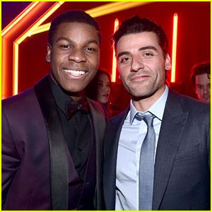 Star Wars' Finn & Poe Will Not Become Boyfriends in 'Rise of Skywalker'