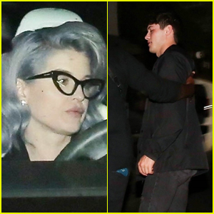 Kelly Osbourne & Griffin Johnson Spotted Out Together Again, Sparking Dating Rumors