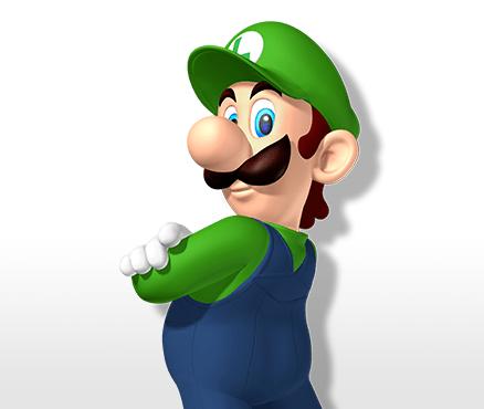 Nintendo UKs The Year Of Luigi Hub Games Nintendo