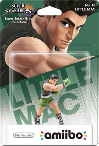 Little Mac Super Smash Bros Collection Nintendo