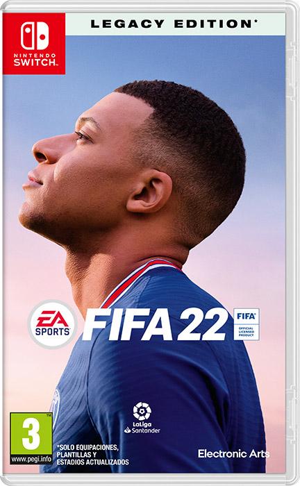 FIFA 22 Legacy Edition para Nintendo Switch