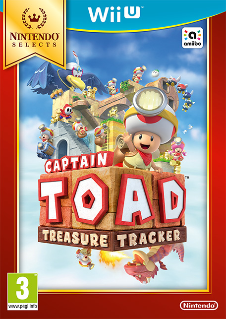 PS WiiU CaptainToadTreasureTracker NS EUR - All Wii U Games Torrent Download