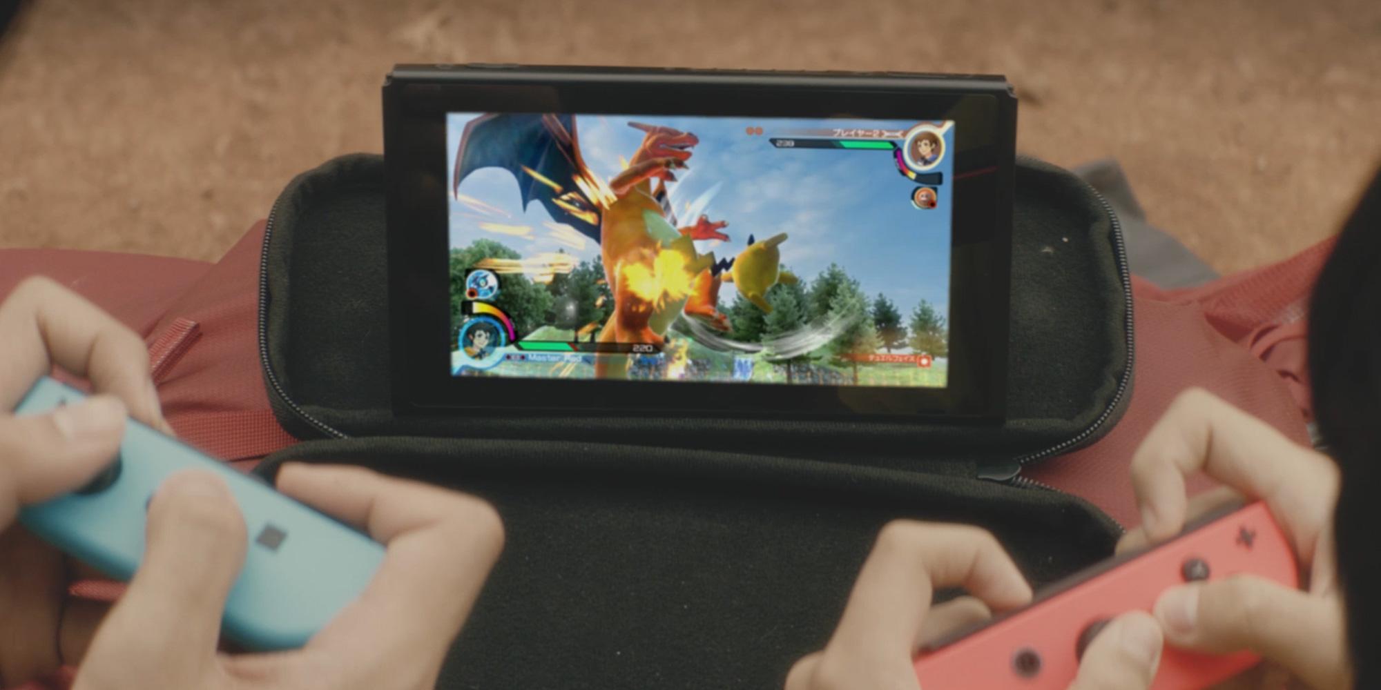 Pokkn Tournament DX Nintendo Switch Games Nintendo