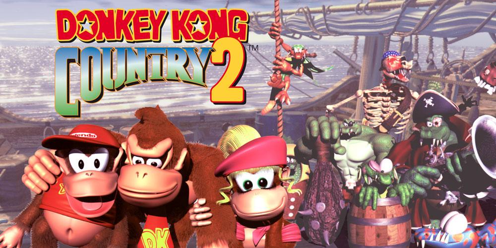 Donkey Kong Country 2 Game Boy Advance Games Nintendo