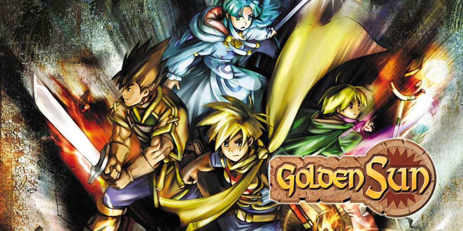 Golden Sun Game Boy Advance Games Nintendo