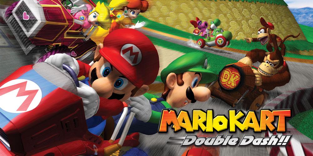 Mario Kart Double Dash Nintendo GameCube Juegos