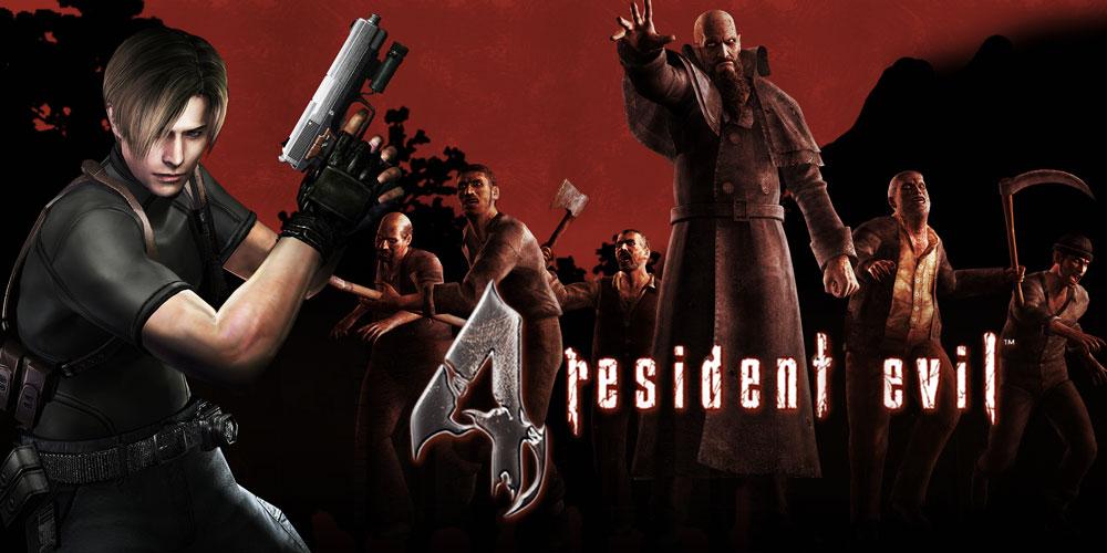 Resident Evil 4 Nintendo GameCube Games Nintendo