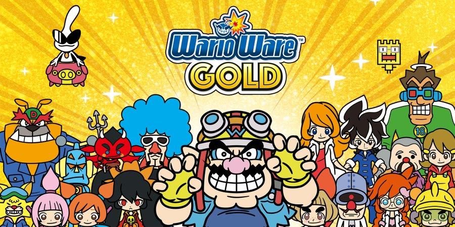 WarioWare Gold | Nintendo 3DS | Games | Nintendo