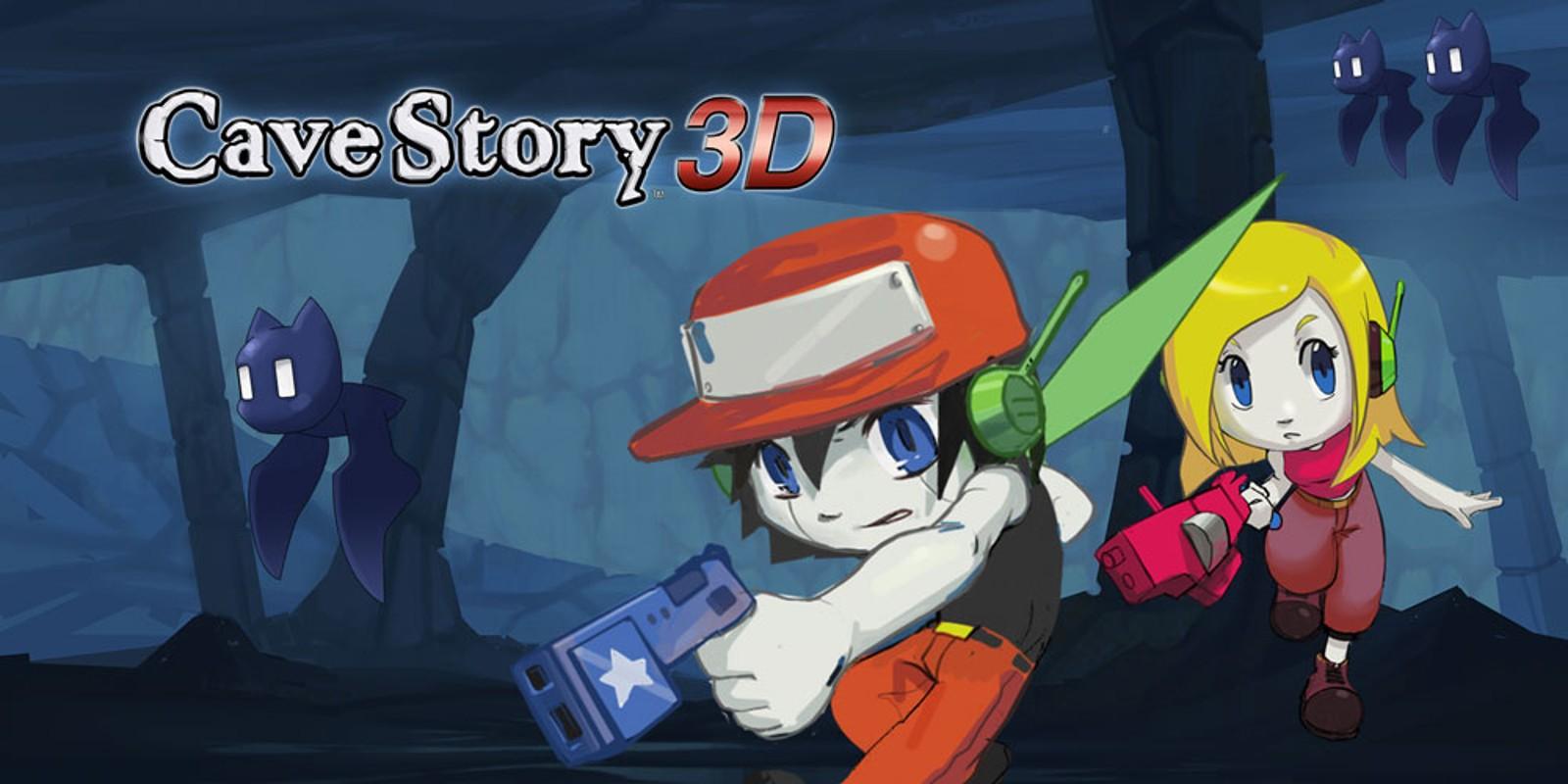 Cave Story 3d Nintendo 3ds Games Nintendo