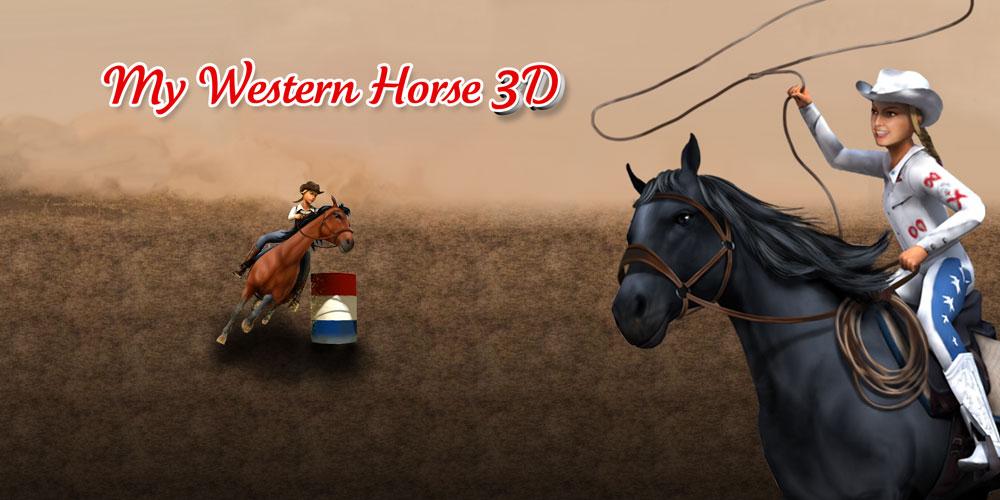 My Western Horse 3D Nintendo 3DS Games Nintendo