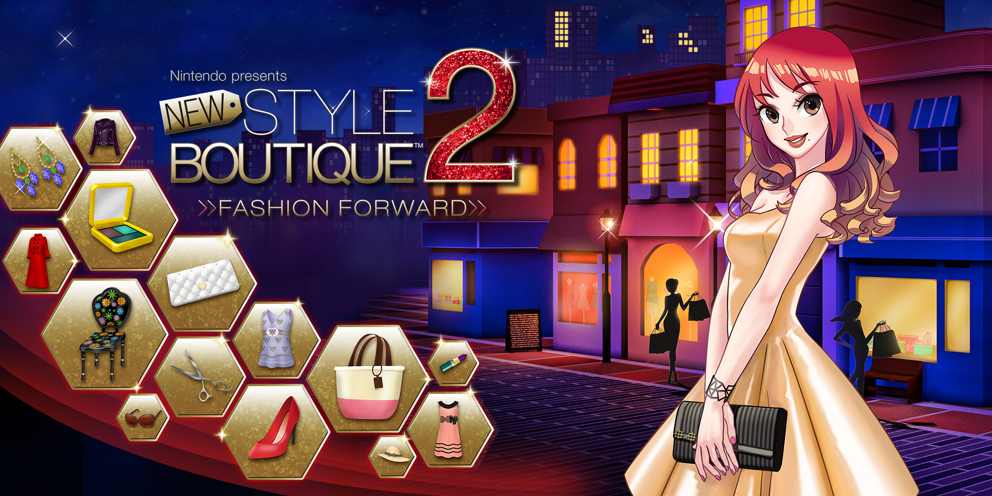 Nintendo Presents New Style Boutique 2 Fashion Forward