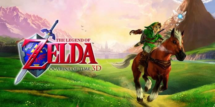 The Legend of Zelda: Ocarina of Time 3D   Nintendo 3DS   Jogos   Nintendo