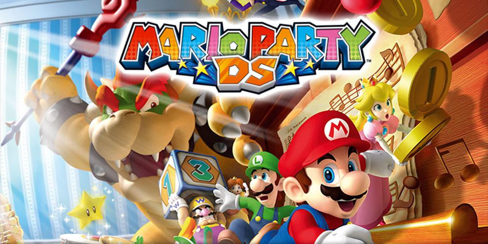 Mario Party DS Nintendo DS Games Nintendo