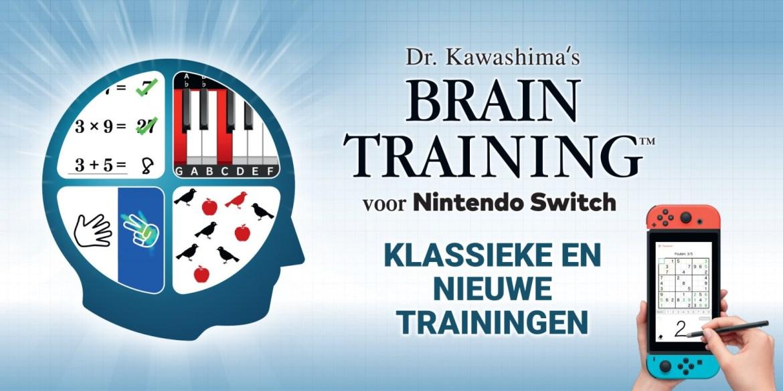 Je dagelijkse portie Brain Training met Dr. Kawashima