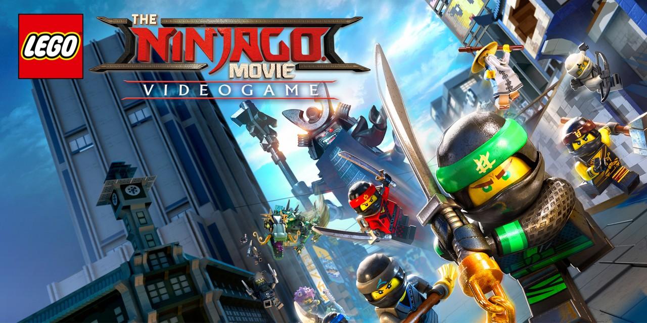The LEGO NINJAGO Movie Videogame Nintendo Switch Games Nintendo