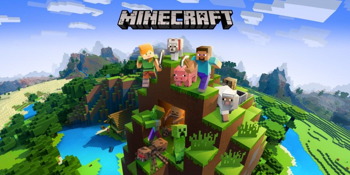 Minecraft - 5 Video Games Terlaris Sepanjang Masa, Yang Mana Pernah Kamu Mainkan?