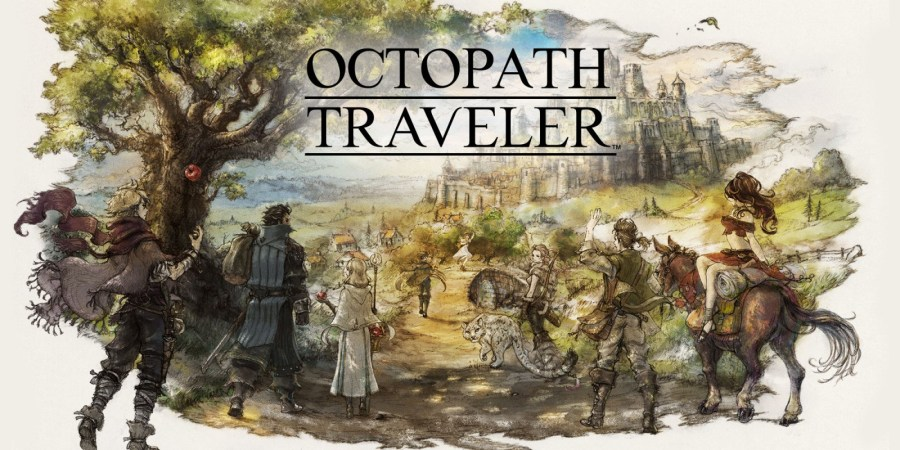 Image result for Octopath Traveler nintendo.com