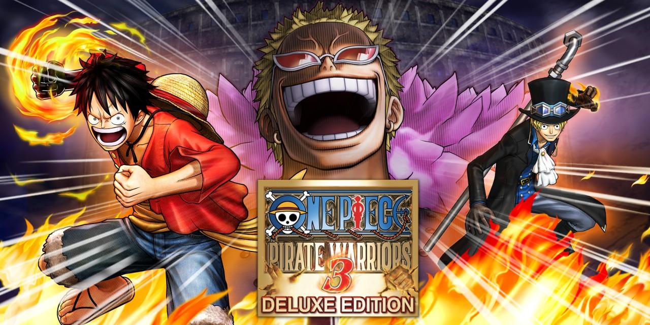 ONE PIECE PIRATE WARRIORS 3 Deluxe Edition Nintendo