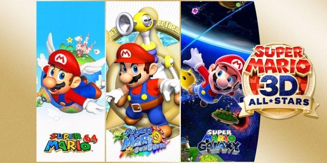 Super Mario 3D All-Stars   Nintendo Switch   Games   Nintendo