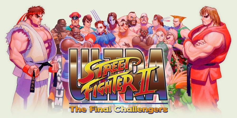 Image result for ultra street fighter 2 the final challengers