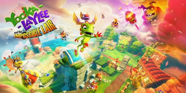 Yooka-Laylee and the Impossible Lair | Nintendo Switch | Games | Nintendo