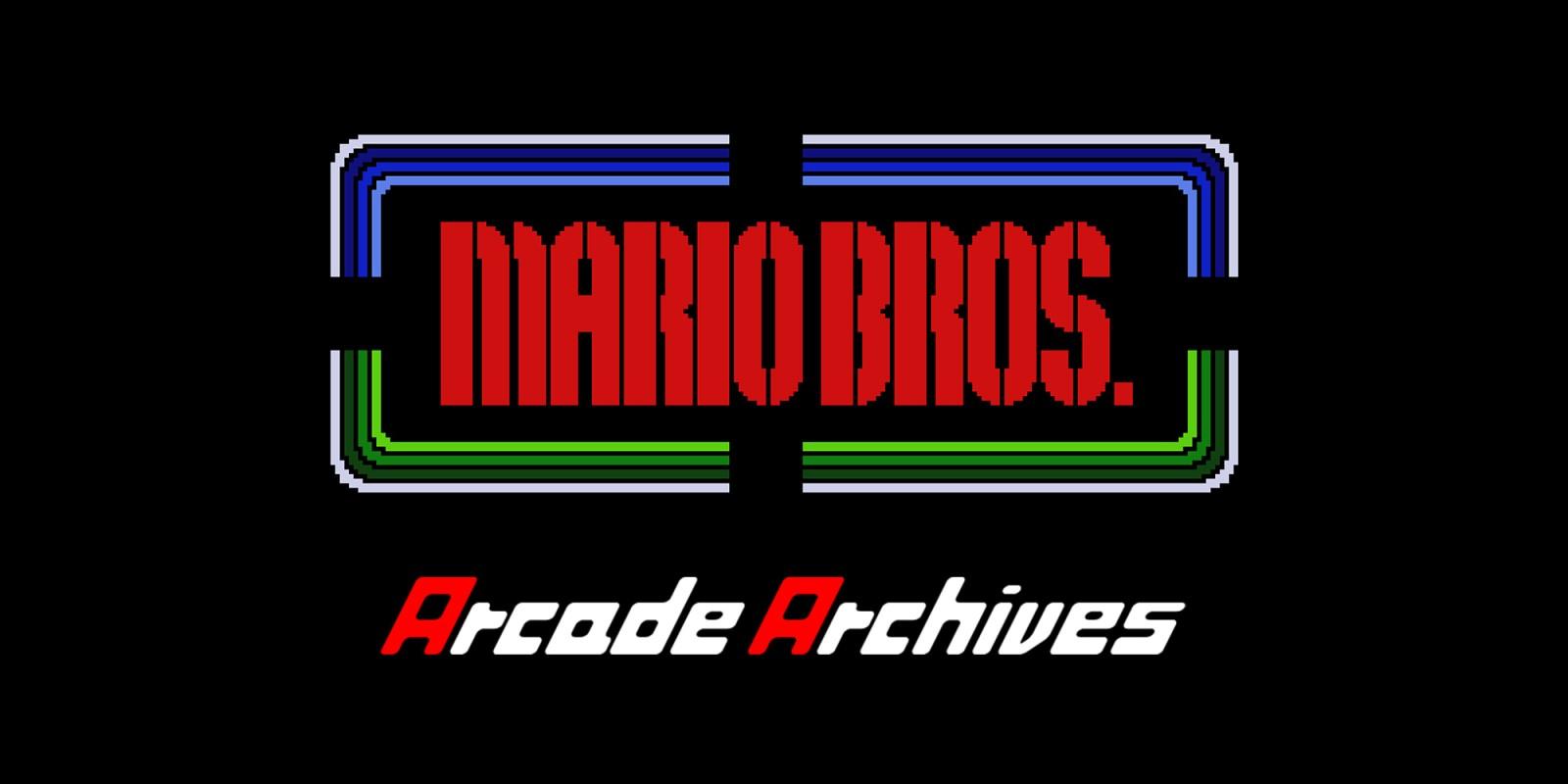 Arcade Archives Mario Bros Nintendo Switch Download