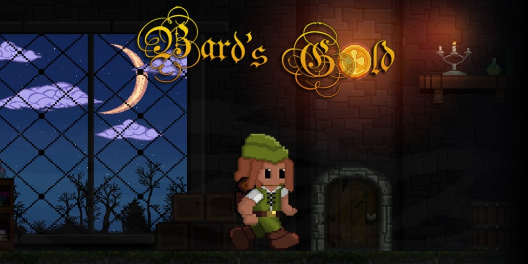 Image result for bards gold title screen