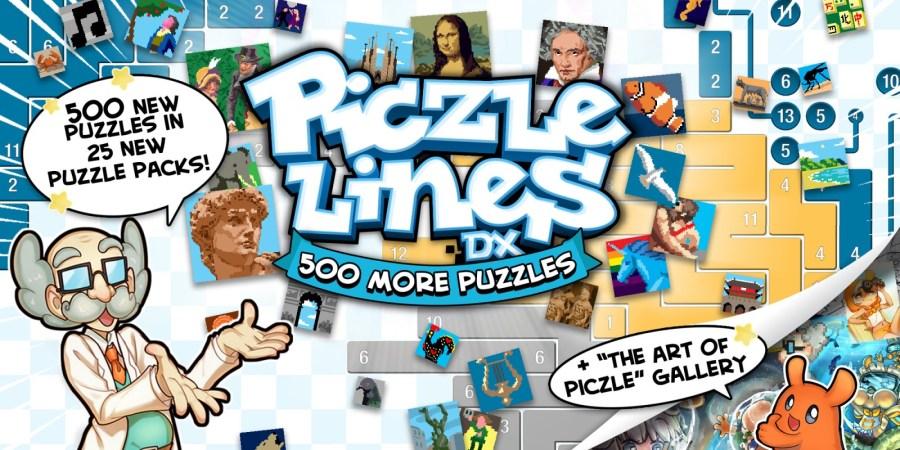 Image result for Piczle Lines 500 nintendo.com