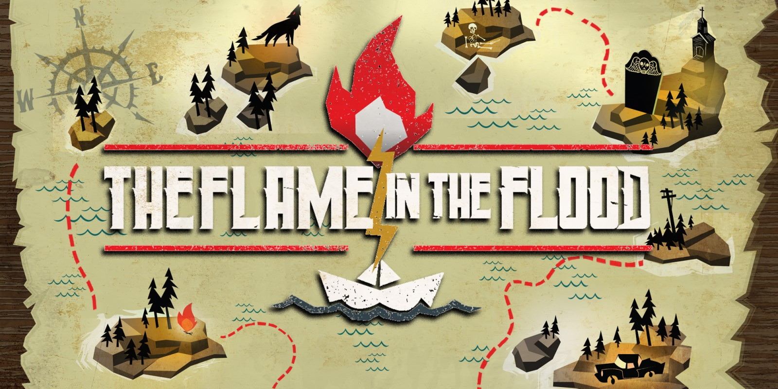 The Flame In The Flood Complete Edition Nintendo Switch