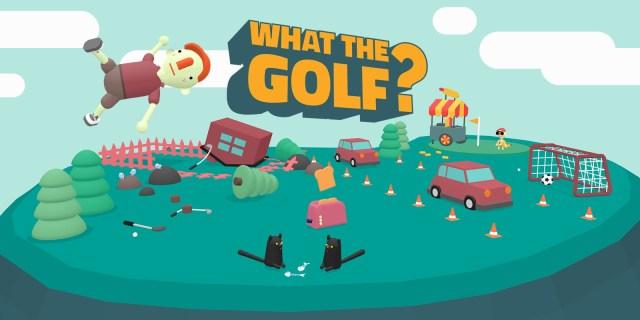 WHAT THE GOLF? | Programas descargables Nintendo Switch | Juegos ...