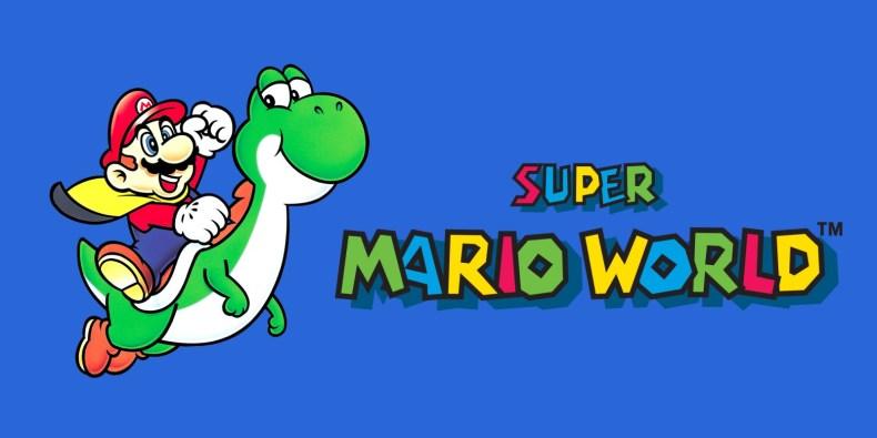 Super Mario World | Super Nintendo | Games | Nintendo